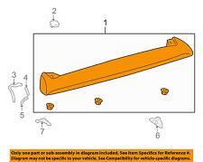 TOYOTA OEM-Spoiler / Wing Kit 7687160901