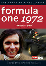 F1 1972 Review Fittipaldis Year DVD