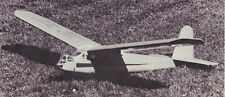 Giant Dallaire Sportster Old Timer Plans, Templates and Instructions