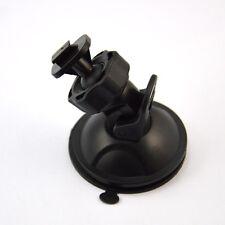 Car Vehicle mini Suction Cup Mount Holder Sucker Bracket for Dash Camera (Black)