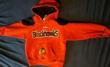 NW/OT Adidas NHL Chicago Blackhawks Toddler Size 2T Sweatshirt Hoodie Jacket