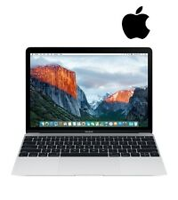 "€1099+IVA APPLE MacBook MF855T/A 12"" Retina 8GB 256GB SSD Silver A1534"