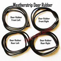 1980-1984 Rubber Weatherstrip Door Complete Seal Set Fit Datsun 810 910 Bluebird