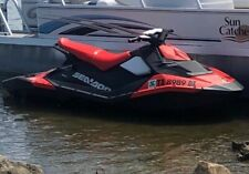 New Listing2016 SeaDoo Spark and 2017 SeaDoo Move trailer - Only 25 Hours, Garage Kept