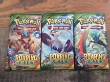 Pokemon TCG XY Roaring Skies 3 Booster Packs