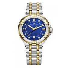 Maurice Lacroix AI1006-PVY13-470-1 Women's Aikon Diamond Set Wristwatch