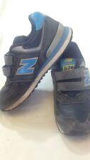 New Balance 574 - scarpe da ginnastica - blu grigio scuro - N° 31 - USATE