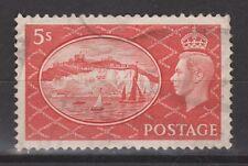 Great Britain nr 252 used GEORGE VI 1951 VEILING oude postzegels ENGELAND UK