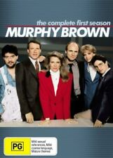 Murphy Brown : Season 1 (DVD, 2005, 4-Disc Set)