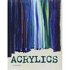 Acrylics (Paint it)-ExLibrary