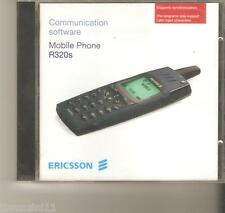 ERICSSON - MOBILE PHONE R320s - COMMUNICATION SOFTWARE - 1999