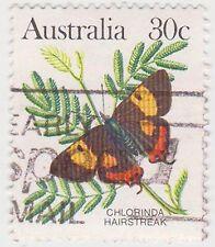 (DB749) 1983 AU 30c Butterflies (I)