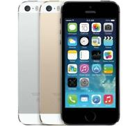 Apple iPhone 5S 16/32/64 GB GSM Unlocked Smartphone Gold Gray Silver
