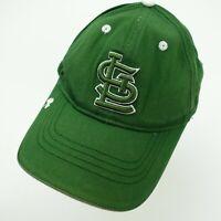St Louis Cardinals New Era St Patricks Day Ball Cap Hat Adjustable Baseball