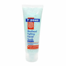 BLACKHEAD FIGHTING FACIAL SCRUB WITH TEA TREE - 75ML *T-ZONE