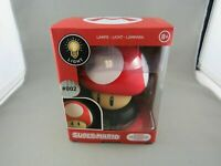 Super Mario Game Super Mushroom Light authentic nintendo new ship fast  !!
