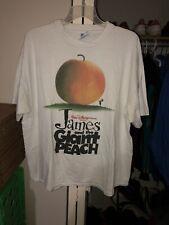 Vintage 1996 Disney James And The Giant Peach Movie Promo T Shirt Sz Large RARE