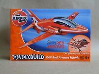 BNIB Airfix Quick Build RAF Red Arrows Hawk