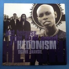 SKUNK ANANSIE - 'HEDONISM (JUST BECAUSE YOU FEEL GOOD) 1 TRACK PROMO CD - 1996