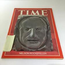 Time Magazine: September 2 1974 - Nelson Rockefeller