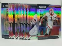 2019 Prizm Draft Picks Silver Parallel Single Pick Your Own & Complete Your Set