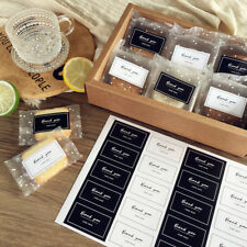 """80pcs """"Thank You"""" Gift Seal Label Stickers for Candy Box Baking DIY Package"""