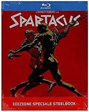 SPARTACUS  - BLU-RAY STEELBOOK   STORIA