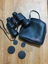 Simmons Binoculars 10x50 Model 1302*Redline Coated Optics*Lens covers & Case