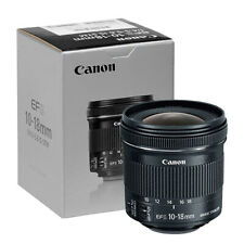 Canon Ef-s 10-18mm f/4.5-5.6 IS STM Lente