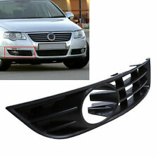 for VW Passat B6 Sedan/Wagon 05-10 ABS Front Right Fog Lamp Grill Grille Cover