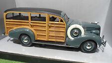 NOREV 184705 Peugeot 302 DarlMat Spider 1937 1/18 Voiture - Cream/Black