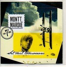 (794D) Montt Mardie, Set Sail Tomorrow - DJ CD