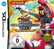 YU-Gi-Oh 5D's World Championship 2011 - Over The Nexus (Nintendo DS, 2011)