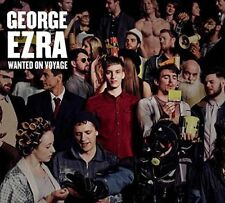 Wanted on Voyage by George Ezra (CD, Aug-2015)