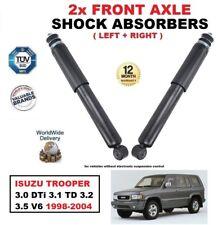 Para Isuzu Trooper 3.0 Dti 3.1 Td 3.2 3.5 V6 1998-2004 Eje Delantero
