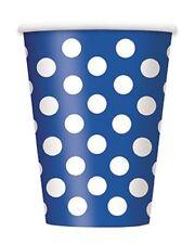 Art de la table de fête bleu pour la maison toutes occasions