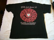V.A. GOREFEST,MOTÖRHEAD,THE HAUNTED,OBITUARY… – original 2006 WFF Festival Shirt
