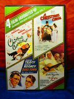 4 Film Favorites (Classic Holiday Collection Vol.1)-1945&2011:Widescreen DVD