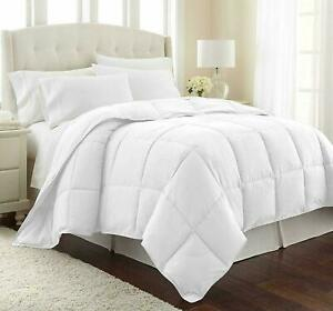 1 PCs MICROFIBER COMFORTER ALL SIZE AVAILABLE IN WHITE COLOR