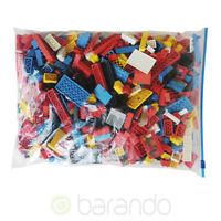 1 Kilo LEGO Kiloware Steine Platten Räder Fenster Kleinteile gemischt *gereinigt