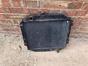 ford capri radiator