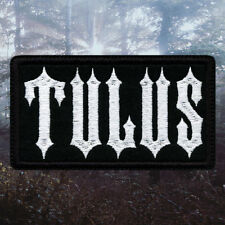 Tulus | Embroidered Patch | Norway | True Norwegian Black Metal Band