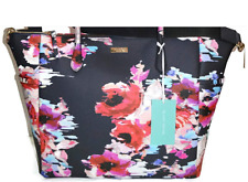 Kate Spade Laurel Way Printed Blurry Floral Adaira Tote Baby Diaper Bag Multi