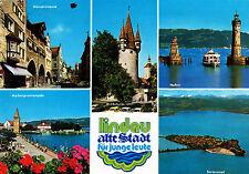 Lindau ; Ansichtskarte 1986 gel.