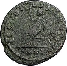 PROBUS Authentic Ancient RARE Genuine 277AD Siscia Roman Coin w SECURITAS i67583