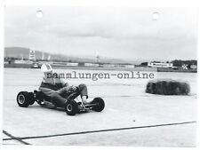 Kart DEPORTES DE MOTOR kartbahn AUTOMOBIL COCHE Fotografía Foto PHOTOGRAPH PHOTO
