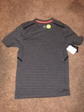 c0ddc4fd1a63 C9 Champion Duo Dry Stretch Short Sleeve Train Charcoal Heather T Shirt Sz  XXL