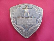 1904 ANTIQUE USA BRONZE MEDAL ORDER – GOLD MEDAL LOUISIANA PURCHASE EXPOSITION