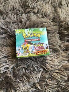 Pokemon Black & White Dragons Exalted Booster Box Factory Sealed36 Packs