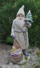 Belsnickle SANTA CLAUS Figurine*Christmas Tree*Primitive/French Country Decor